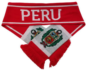 Peru Scarf - ITA Sports Shop