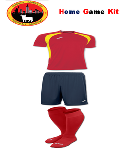 Spanish American Football Academy Home Kit - ITA Sports Shop