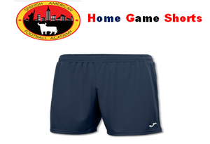 Spanish American Football Academy Replacement Shorts| Navy - ITA Sports Shop