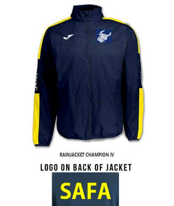 Spanish American Football Academy Rain Jacket - ITA Sports Shop