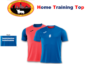 Spanish American Football Academy Training Top - ITA Sports Shop