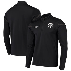 Umbro AFC Bournemouth Half-Zip Pullover 2019/20 - ITA Sports Shop