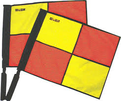Referee Flags - ITA Sports Shop