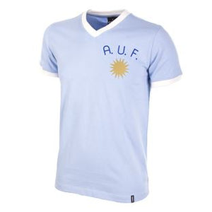 Uruguay 1970's Short Sleeve Retro Shirt - ITA Sports Shop