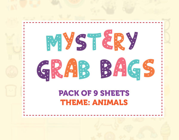 Grab Bags | Animal Theme