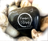 You Are Amazing. Remember That. ~ Engraved Inspirational Rock