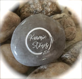 She Believed She Could So She Did ~ Engraved Inspirational Rock
