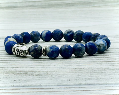 The I Can See Clearly Now Bracelet - Buddha