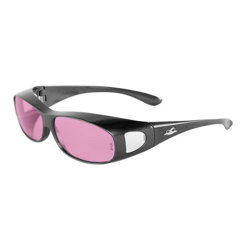 Color Blindness Protective Glasses, Over-the-Glasses Frame