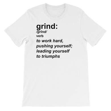 Definitions tagged definition the dop store grind definition unisex short sleeve t shirt black text solutioingenieria Image collections