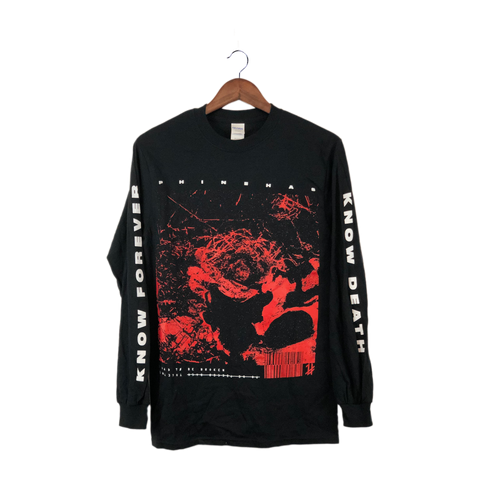 """Know Death, Know Forever"" Longsleeve"