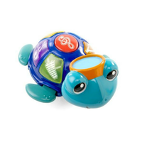 Switch Adapted Baby Einstein Baby Neptune Ocean Orchestra Turtle - Gently Used - LDK Adapted Toys LLC