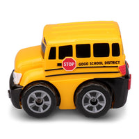 Switch Adapted RC School Bus