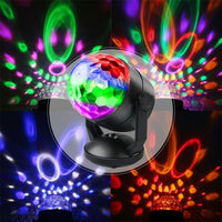 Switch Adapted Disco Ball Light - LDK Adapted Toys LLC