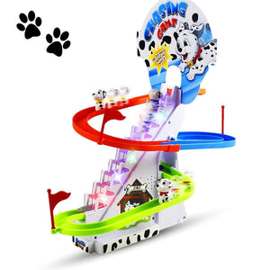 Spotty Dog Chasing Game Adaptive Toy - LDK Adapted Toys LLC