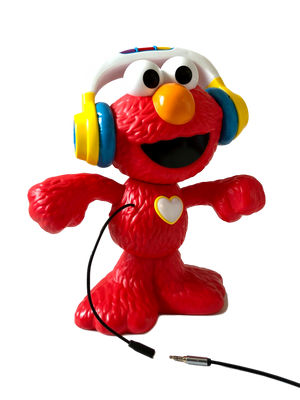 Let's Dance Elmo Switch Toy - LDK Adapted Toys LLC