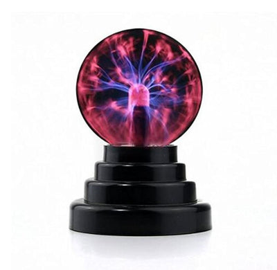 Switch Adapted LED Plasma Lightning Globe - LDK Adapted Toys LLC