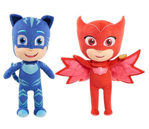 PJ Masks Sing & Talk Plush Switch Toy - LDK Adapted Toys LLC