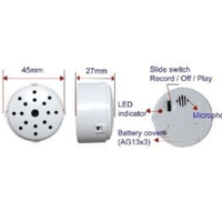 Switch Adapted Voice Recorder Device - LDK Adapted Toys LLC