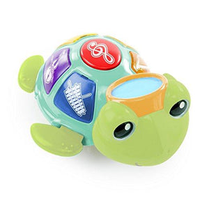 Switch Adapted Baby Einstein Baby Neptune Ocean Orchestra Turtle - LDK Adapted Toys LLC