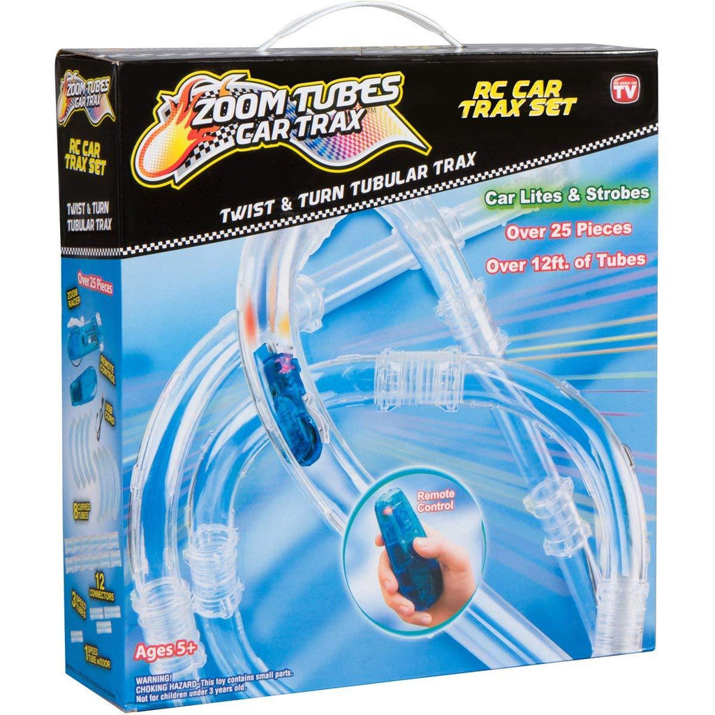 Switch Adapted Zoom Tubes Car Trax - LDK Adapted Toys LLC