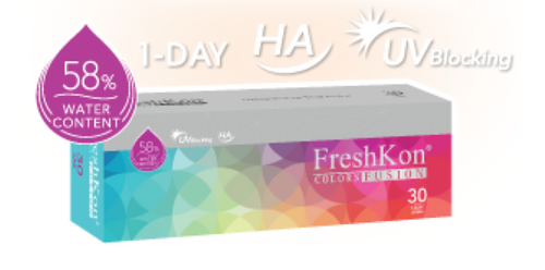 1-Day FreshKon® Colors Fusion