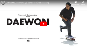DAEWON | Documentary | Transworld Skateboarding