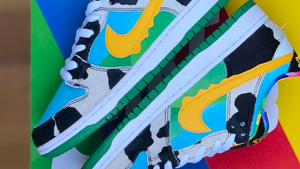"Unboxing Ben And Jerry's Nike SB Dunk ""Chunky Dunky"""