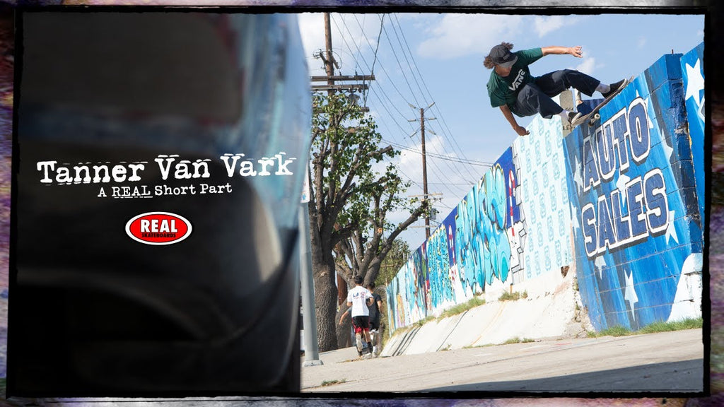 Tanner Van Vark : A REAL Short Part