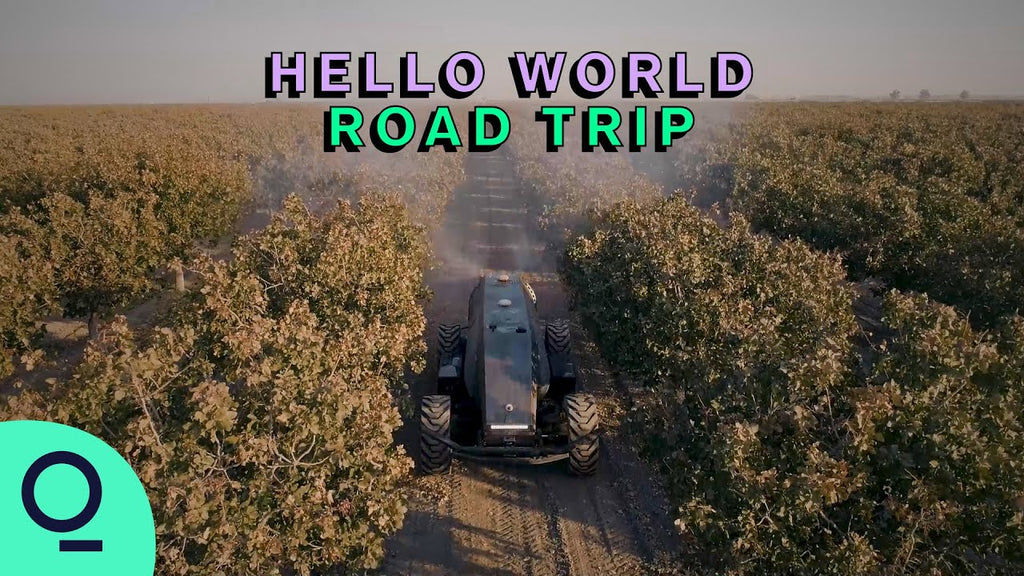 Where There's Smoke, There's Robots | Hello World Road Trip: Part Two