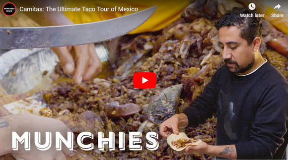 Carnitas: The Ultimate Taco Tour of Mexico