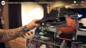 "A ""Sneak Peek"" Inside The Perfect Pair's Shoe Room Part 1"