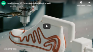 How Reebok's 3D Technology Is Breaking the Mold