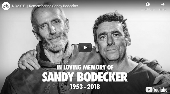 Nike S.B. | Remembering Sandy Bodecker