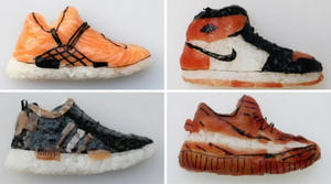 "The Art of ""Shoe-Shi,"" Shoe-Shaped Sushi"
