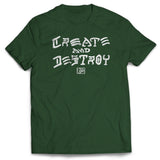 Create and Destroy SS