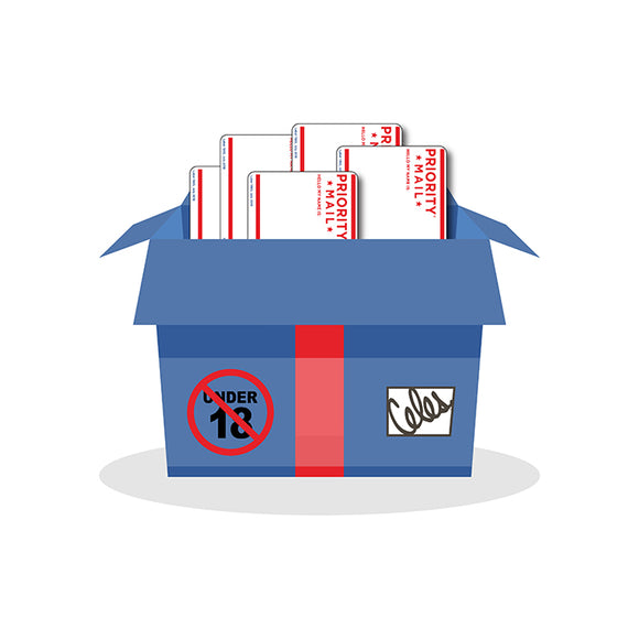 USPS 228 Labels Bundle