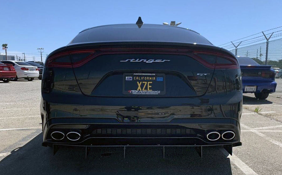 2017+ Kia Stinger Rear Diffuser