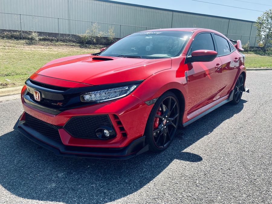 Honda Civic Type-R Front Splitter