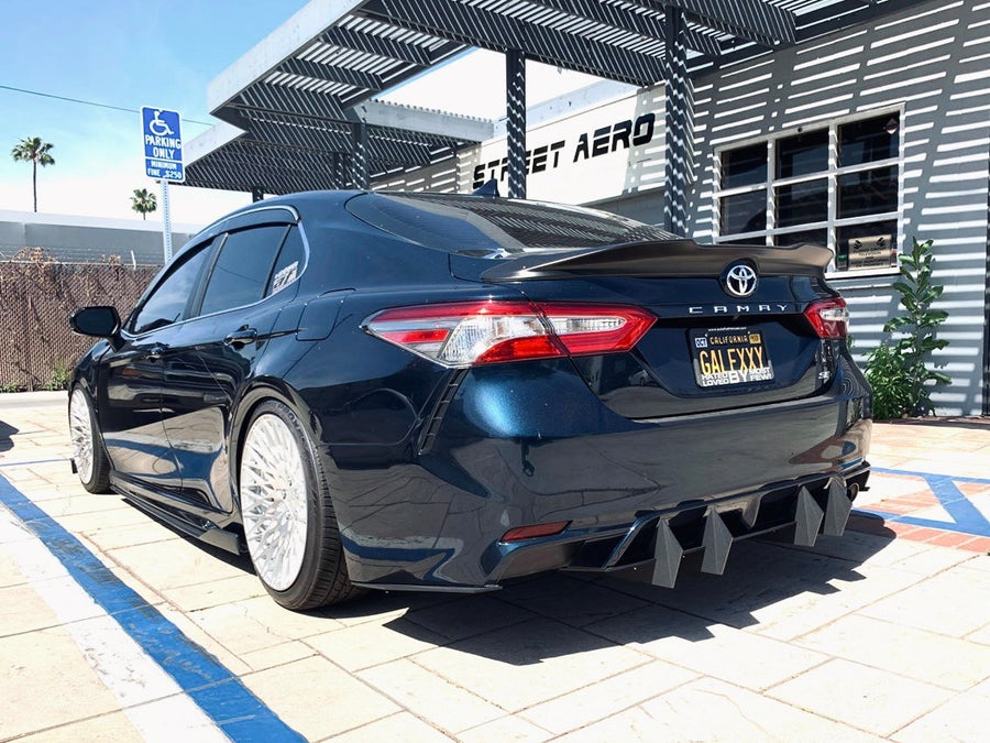 2018+ Toyota Camry Rear Diffuser