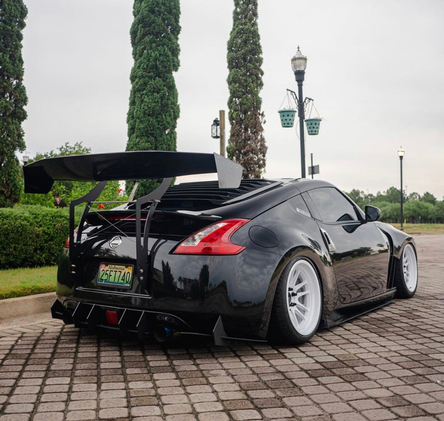 Nissan 370Z Rear Diffuser (V2 Edition)