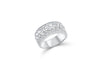 Diamond Anniversary Band 0.70 ct tw Round-cut 14K White Gold BAN032