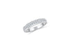 Diamond Anniversary Band 0.45 ct tw Round-cut 14K White Gold BAN038