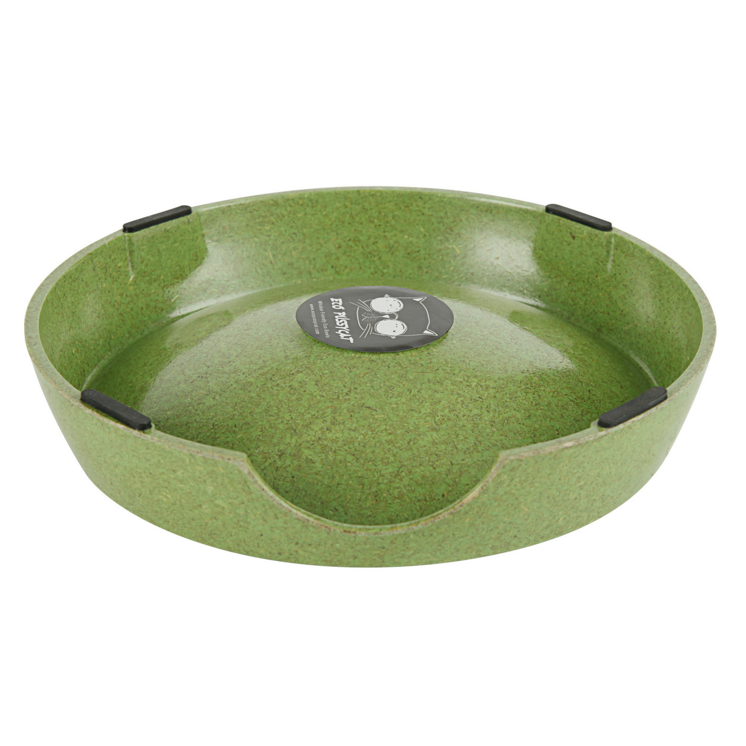 Eco Friendly Cat Bowl {Green}