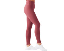 Amp Legging in Oxblood