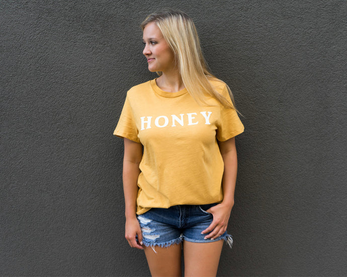 Uh-Huh Honey Top