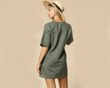African Safari Dress