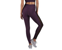 Blackberry Wine Elevated Legging