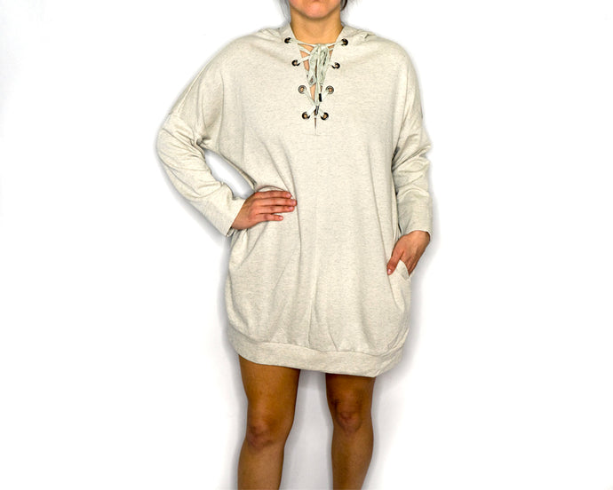 Veronica Sweatshirt Dress