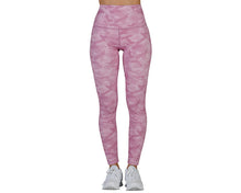 Orchid Haze Camo Breast Cancer Awareness Legging